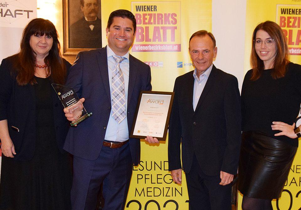 Foto Bezirks Medical Award Preisverleihung